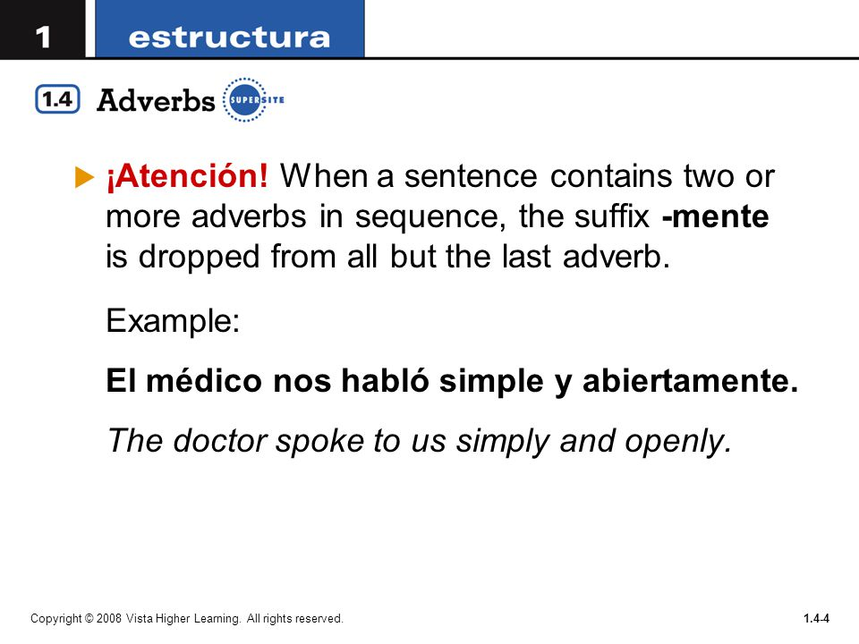 Adverbs Are Words That Describe How When And Where Actions Take