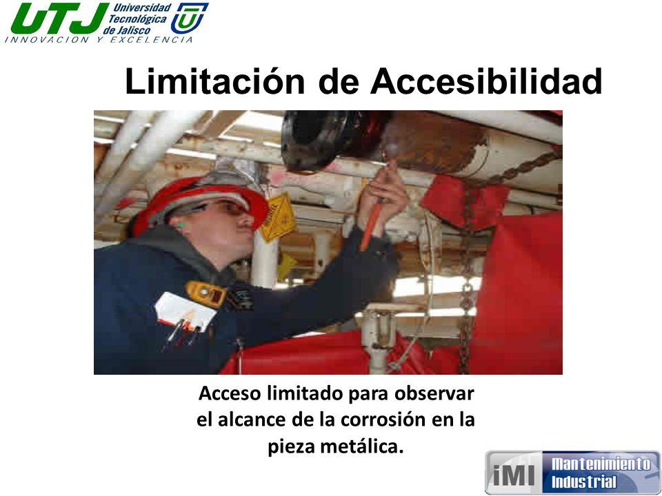Limitación de Accesibilidad