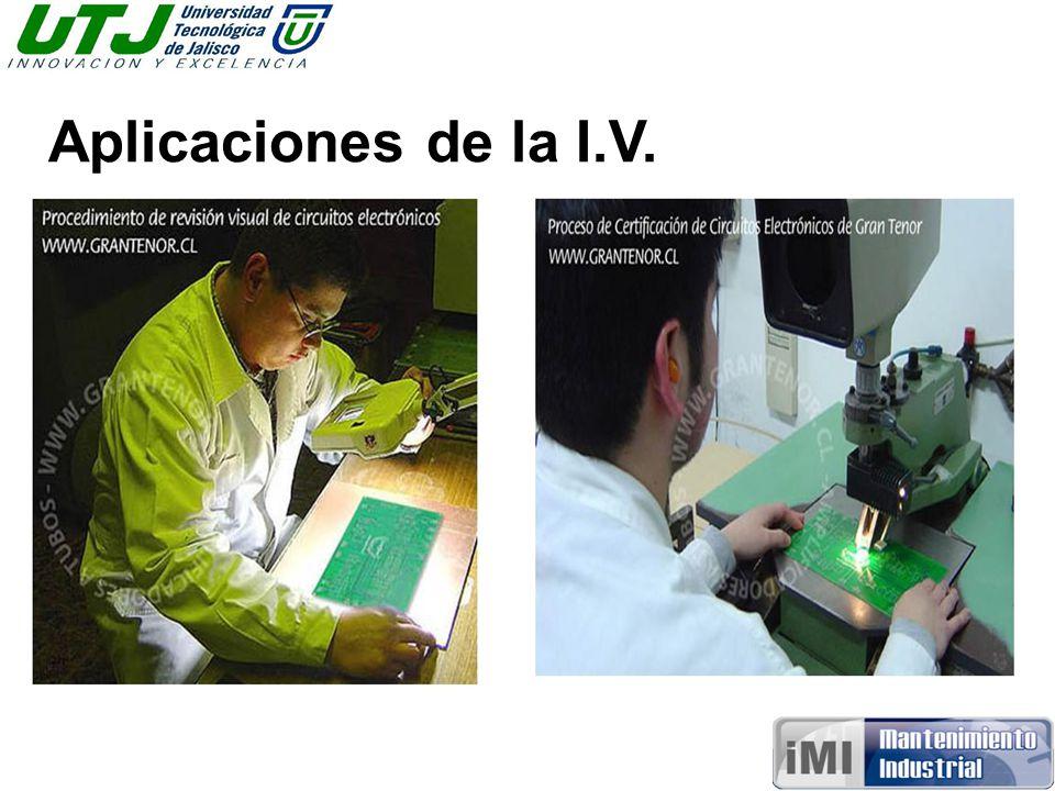 Aplicaciones de la I.V.