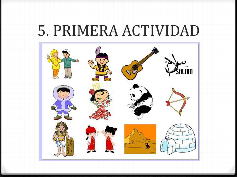 5. PRIMERA ACTIVIDAD