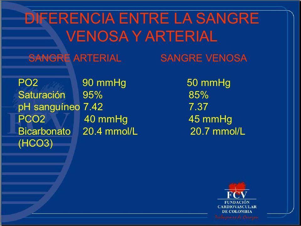 Gases arteriales gases arteriales definicion gases for Diferencia entre yeso y escayola