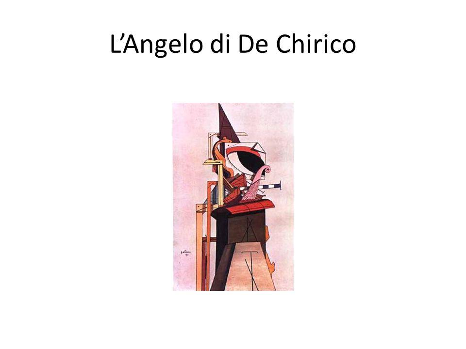 L'Angelo di De Chirico