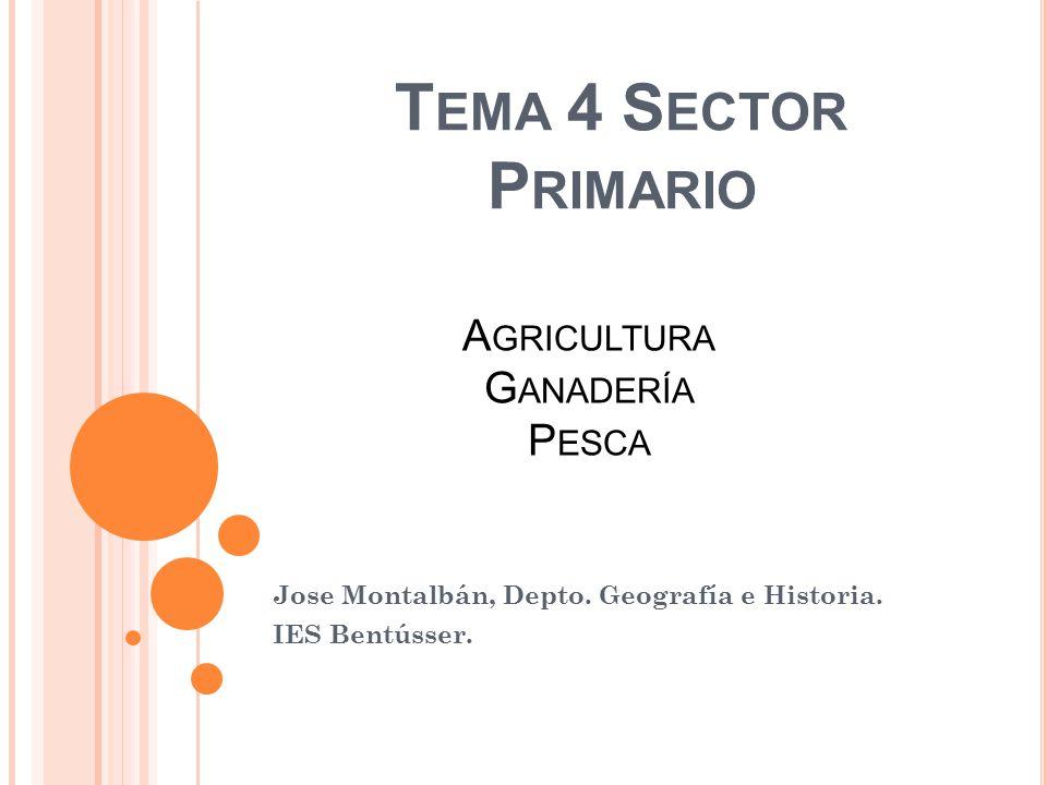 Jose Montalbán, Depto. Geografía e Historia. IES Bentússer.