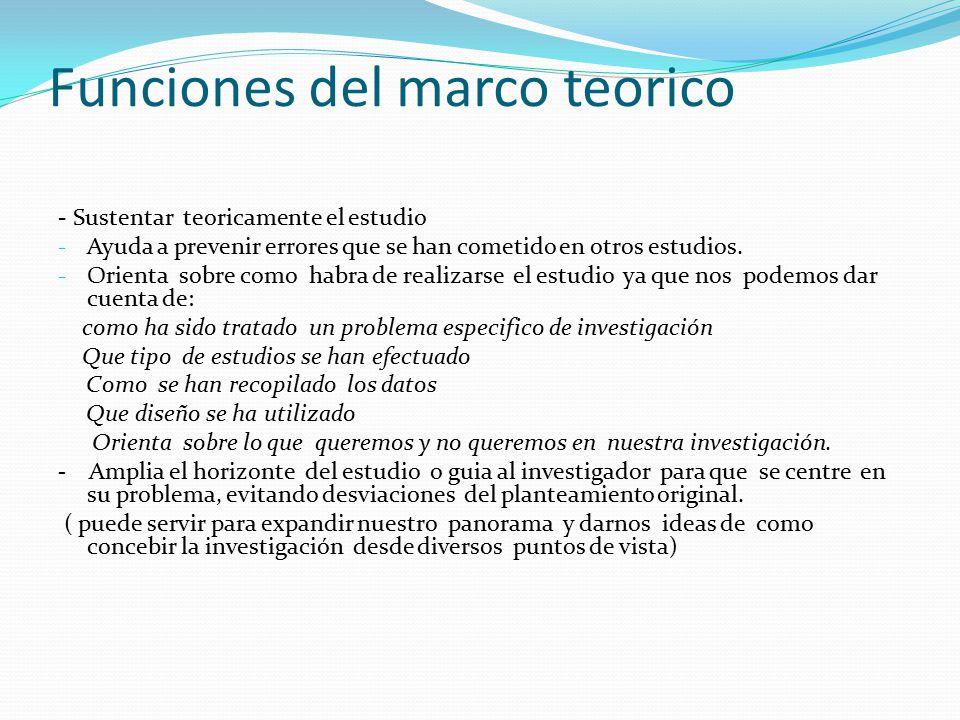 Pregunta n 2 -objetivos de la investigación El marco teórico - ppt ...