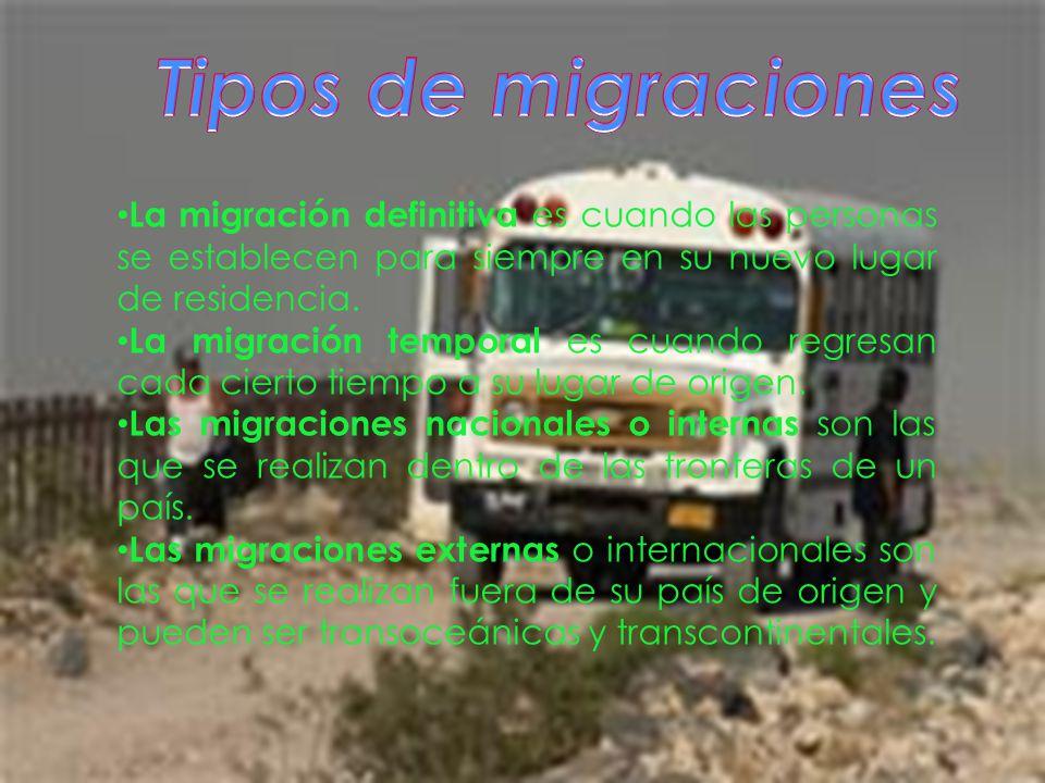 Movimientos migratorios ppt video online descargar for Cuando es fuera de lugar futbol