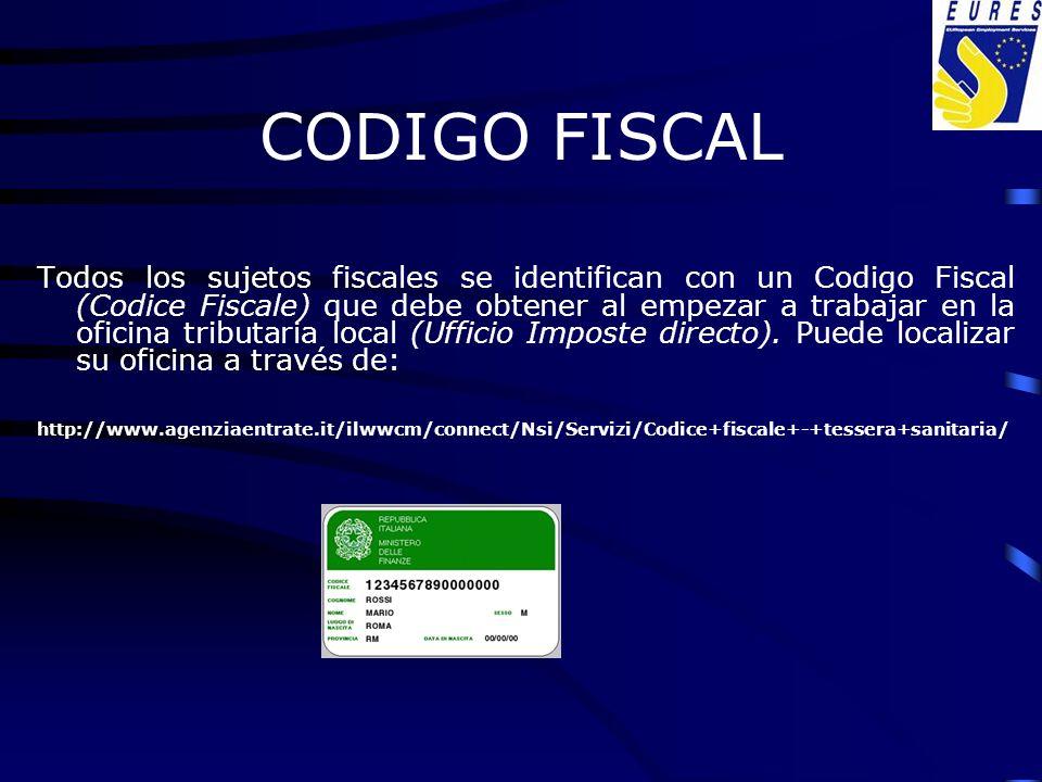 CODIGO FISCAL
