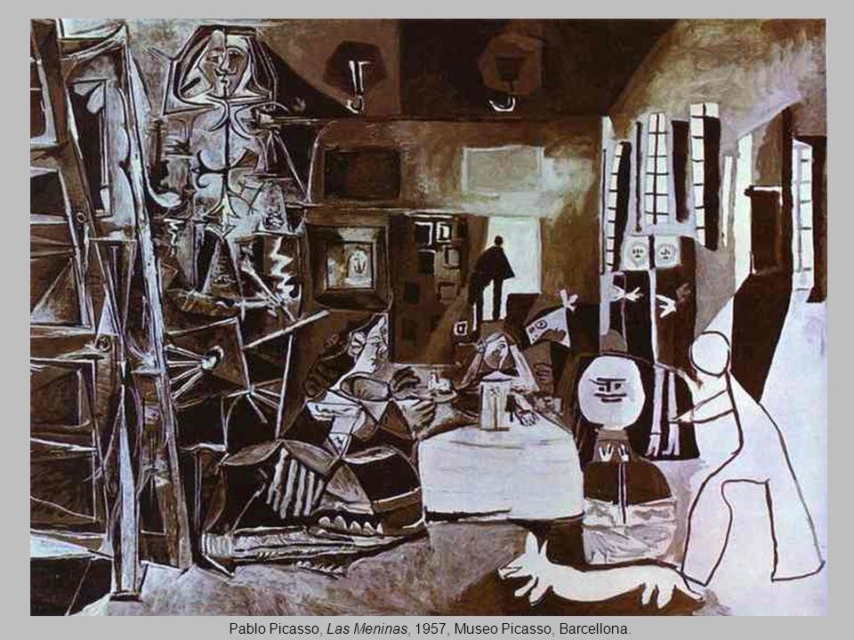 Pablo Picasso, Las Meninas, 1957, Museo Picasso, Barcellona.