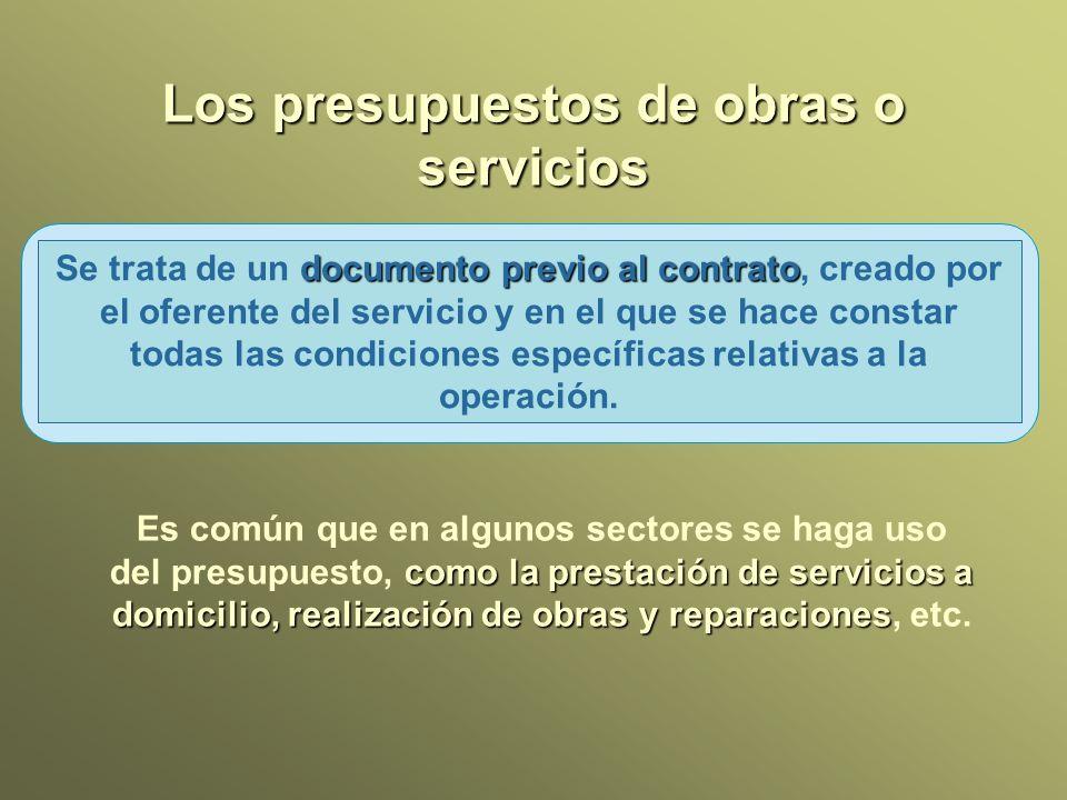 El pedido expedici n y entrega de las mercanc as ppt - Presupuestos de obras ...