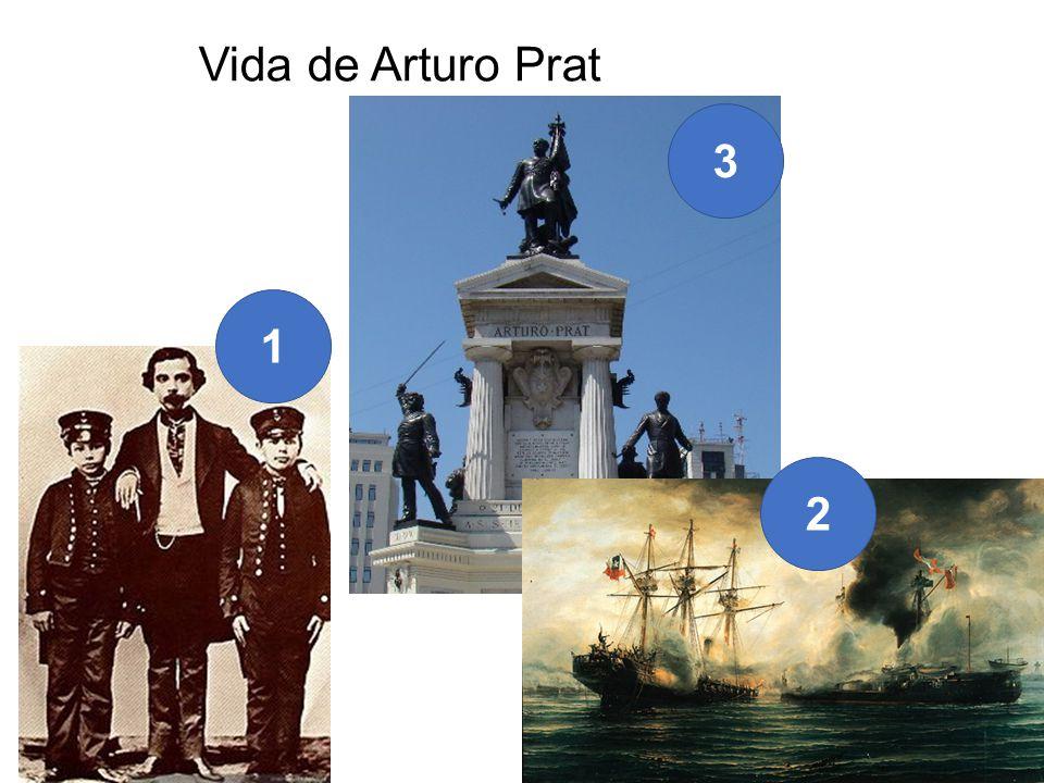Vida de Arturo Prat 3 1 2