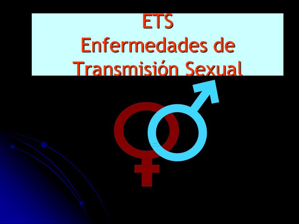 ETS Enfermedades de Transmisión Sexual