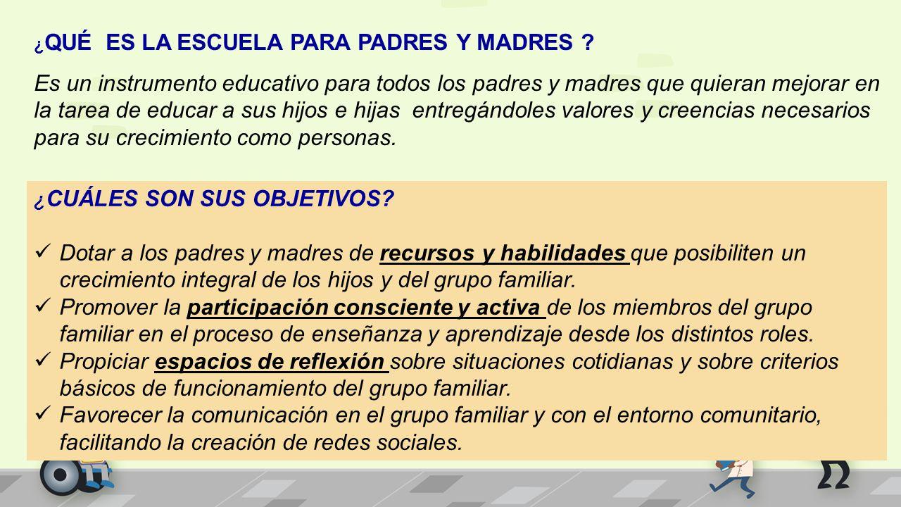 Reflexiones Para Padres Sobre Los Hijos: Escuela Para Padres Y Madres La Educación: Tarea
