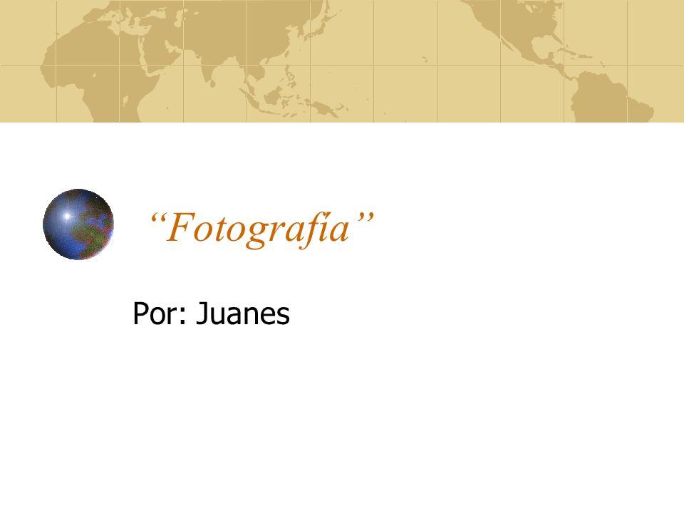 Fotografía Por: Juanes