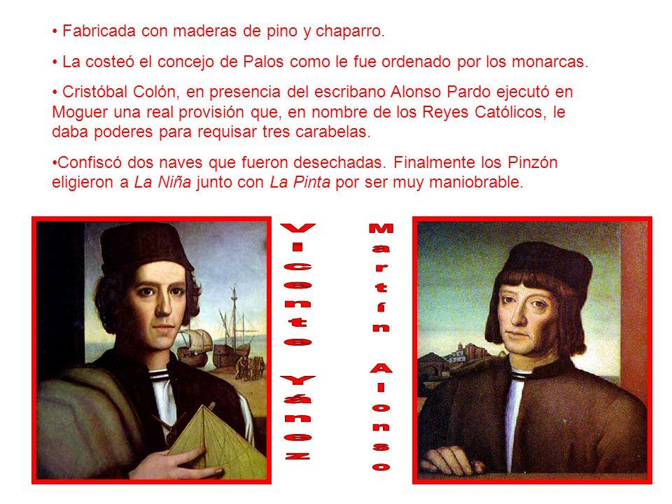 Vicente Yánez Martín Alonso
