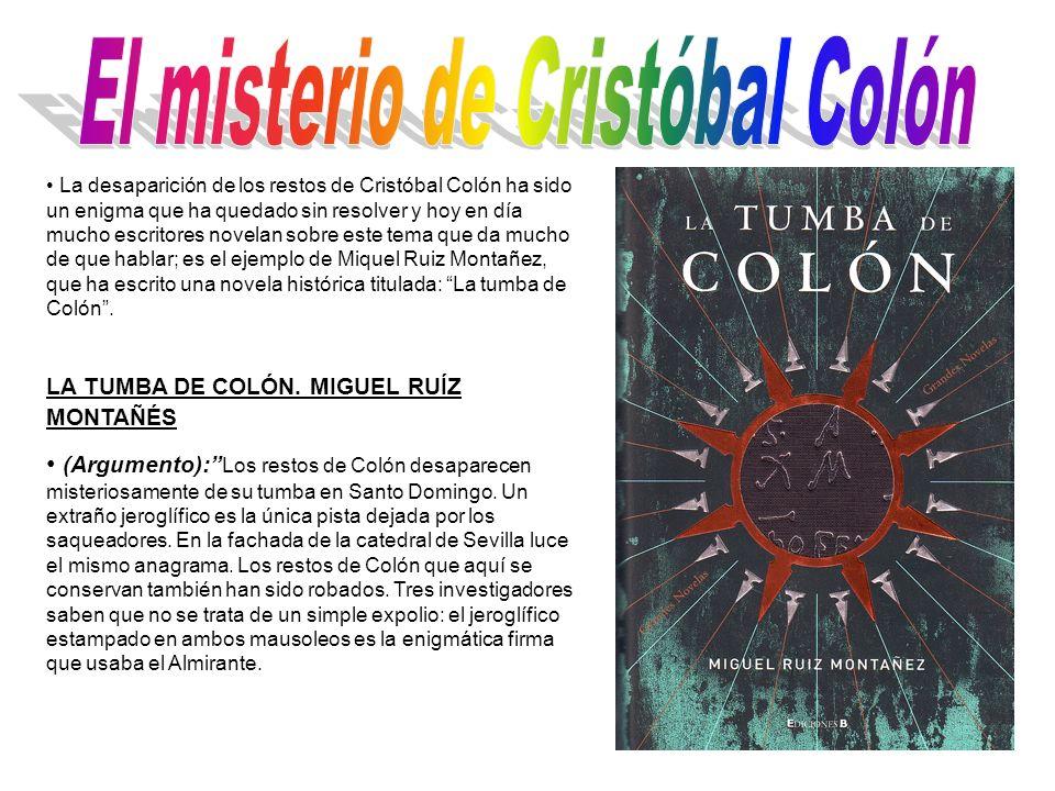 El misterio de Cristóbal Colón