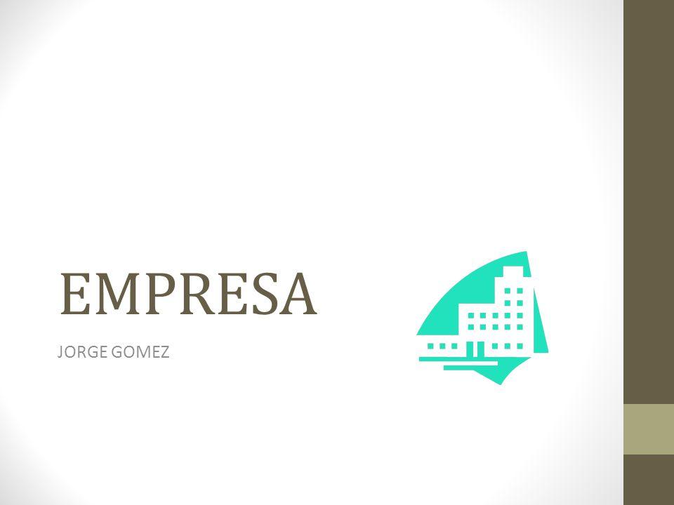 EMPRESA JORGE GOMEZ