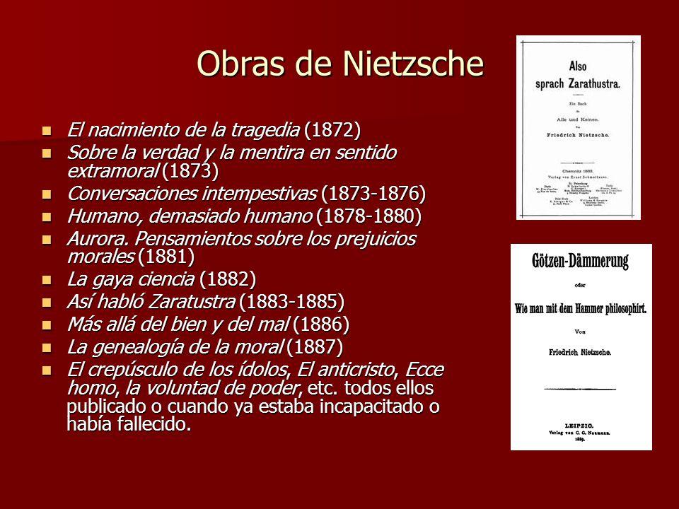 Friedrich nietzsche ppt video online descargar for Licencia de obras cuando es necesaria