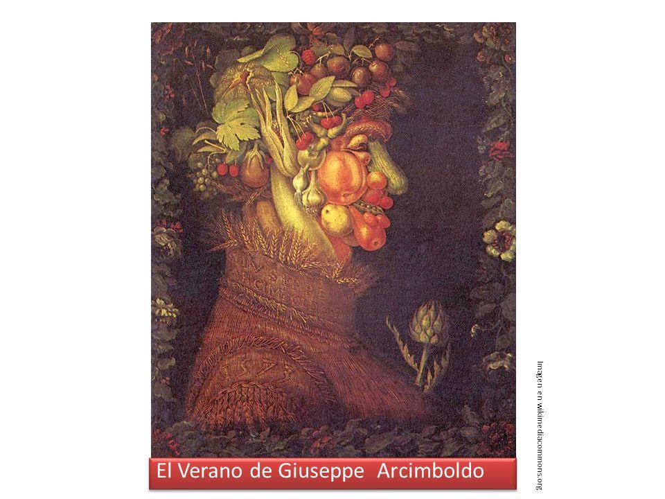 El Verano de Giuseppe Arcimboldo