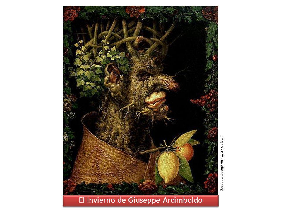 El Invierno de Giuseppe Arcimboldo