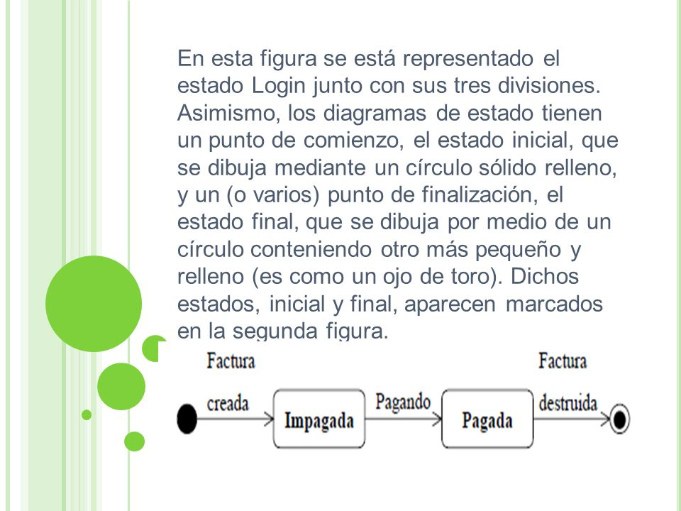 DIAGRAMA DE ESTADO. - ppt descargar