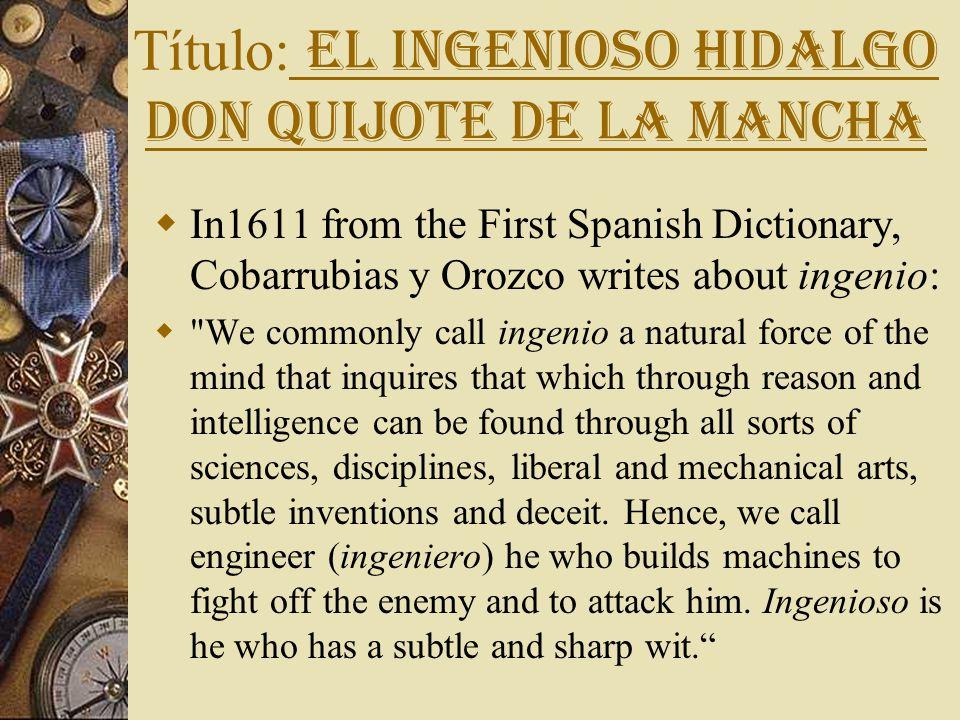 38 El Ingenioso Hidalgo Don Quijote De La Manchajpg