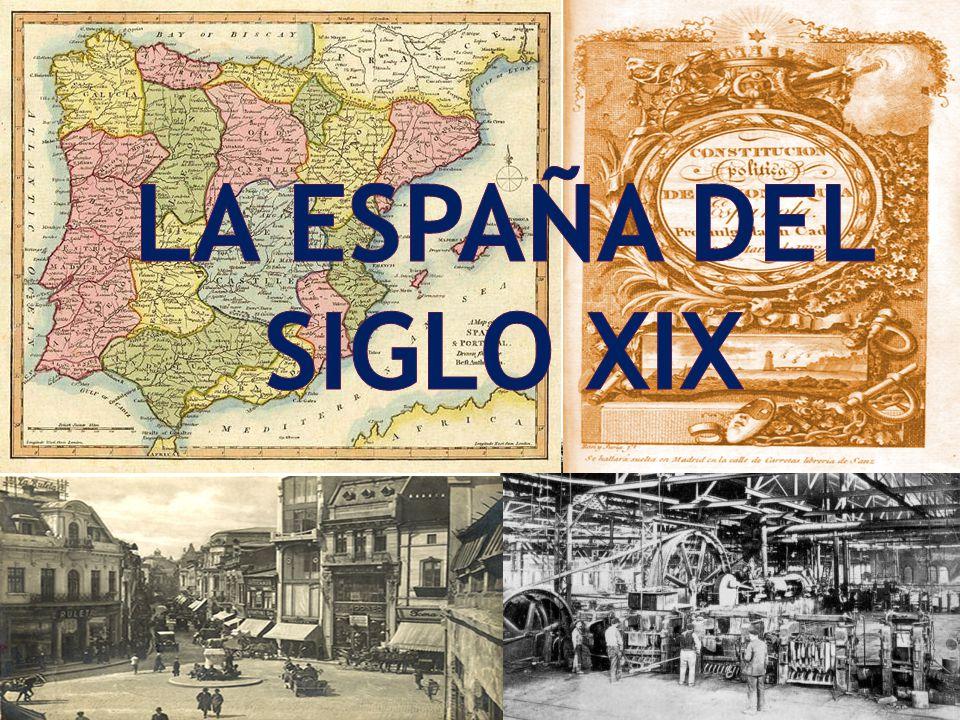 La espa a del siglo xix ppt video online descargar for Diseno de interiores siglo xix
