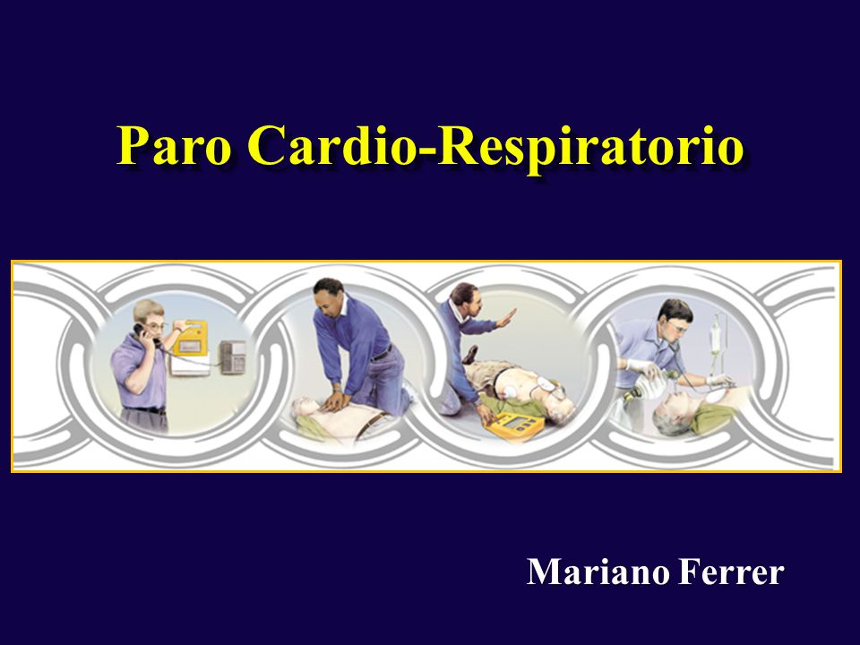 Paro Cardio-Respiratorio - ppt video online descargar