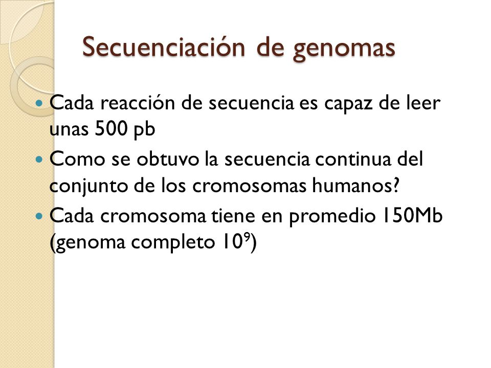 Replicaci n del adn en procariotas ppt video online descargar for En 2003 se completo la secuenciacion del humano