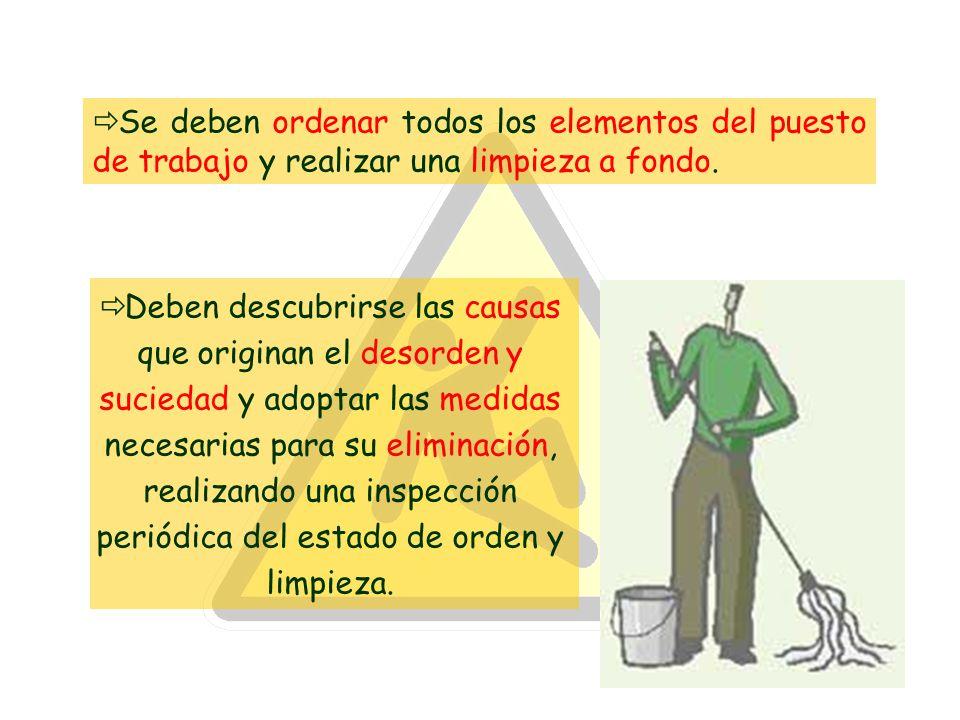 Curso de orden y limpieza ppt video online descargar - Orden y limpieza en el hogar ...