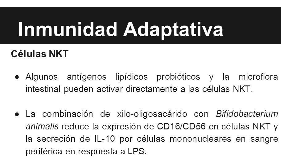Inmunidad Adaptativa Células NKT