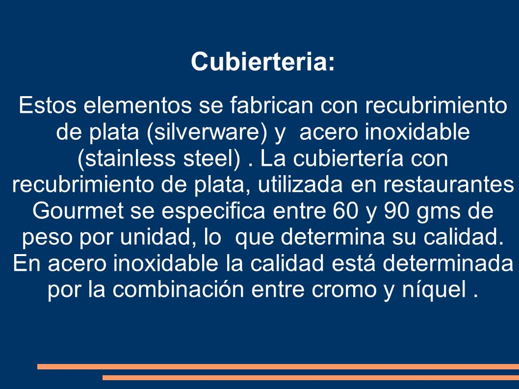 Cubierteria: