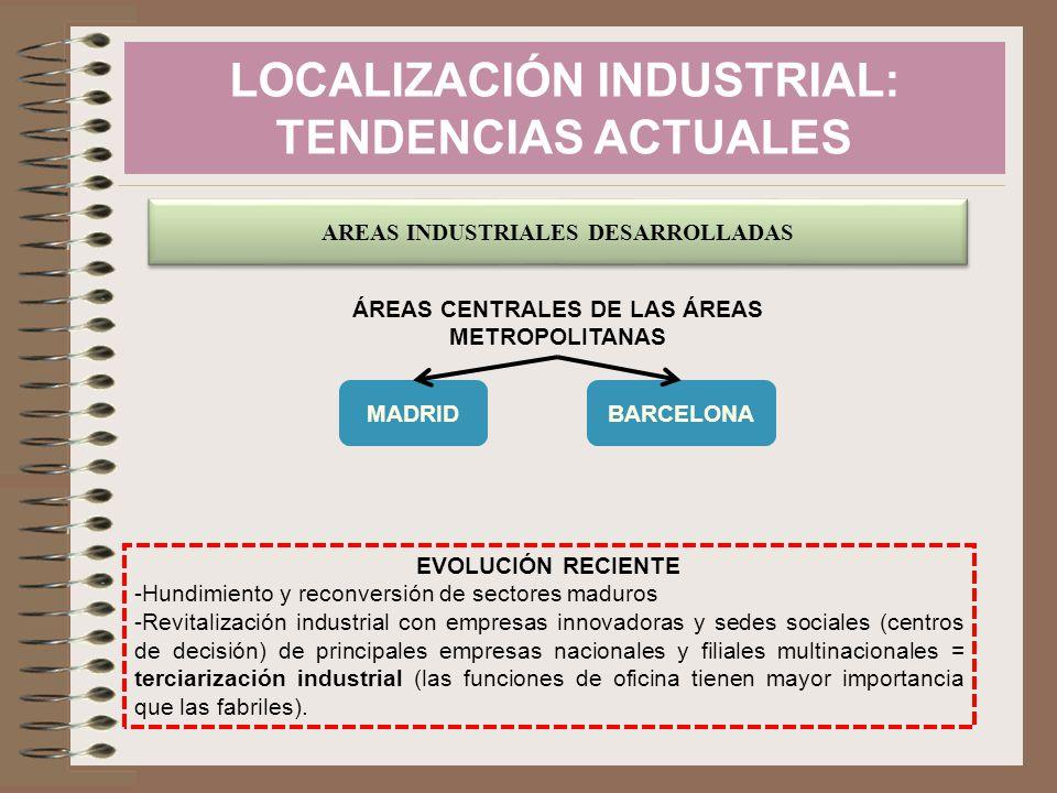 Localizaci n industrial ppt descargar - Centros unico oficinas centrales ...