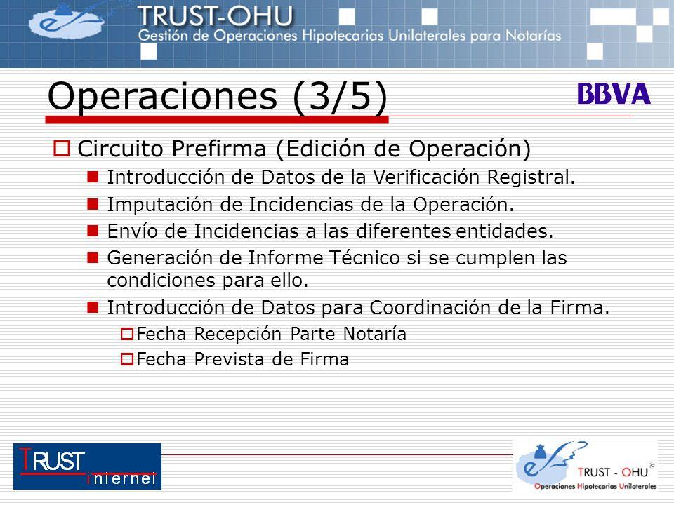 Operaciones (3/5) Circuito Prefirma (Edición de Operación)