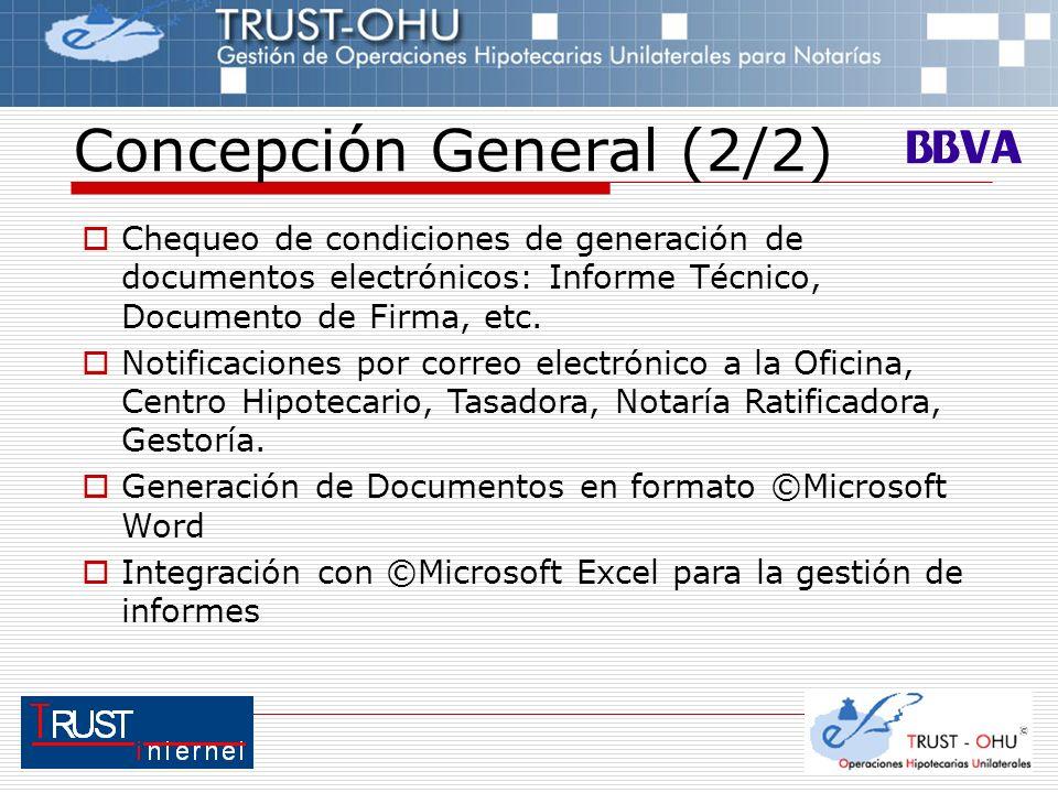 Concepción General (2/2)