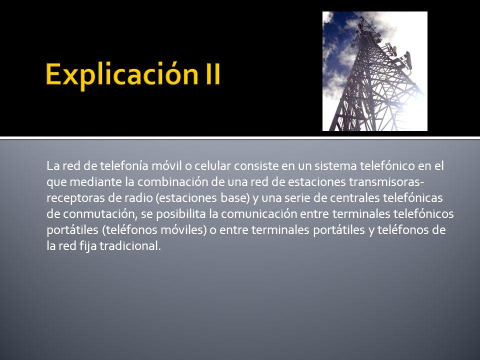 Explicación II
