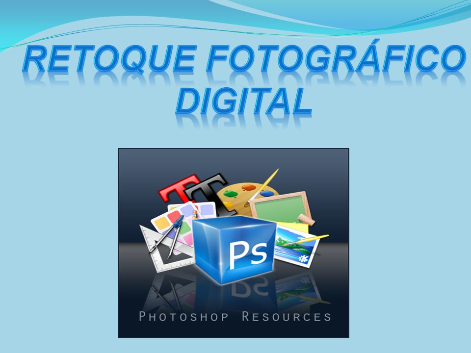 Retoque Fotográfico digital