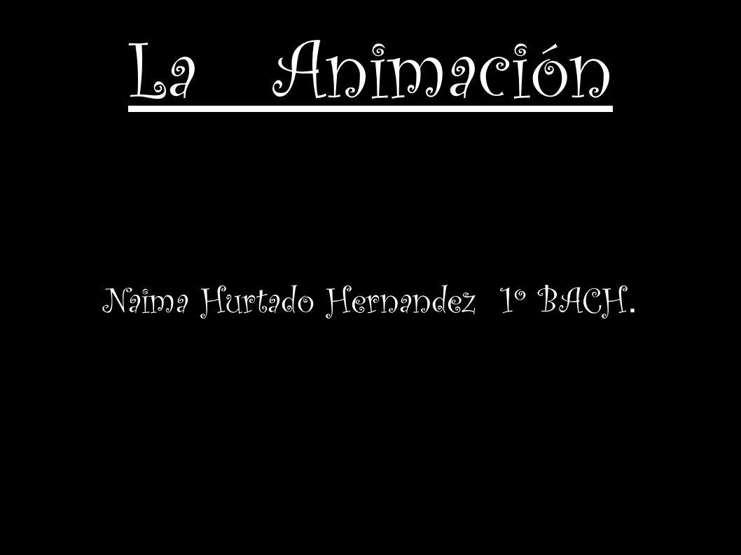 Naima Hurtado Hernandez 1º BACH.
