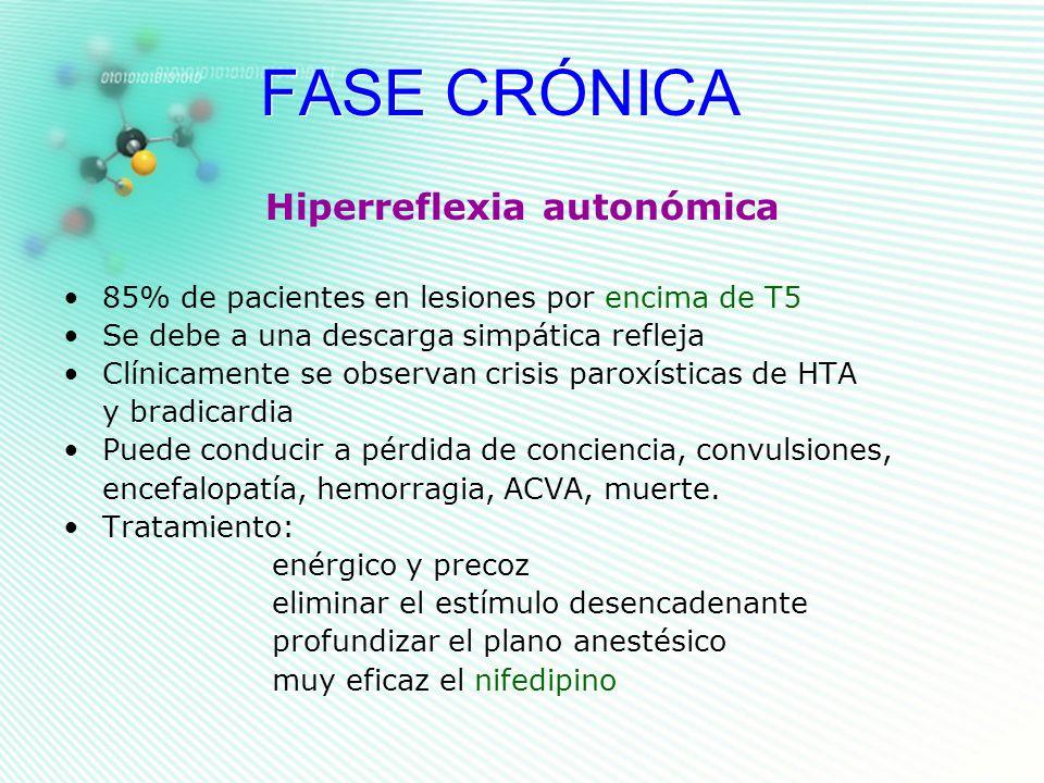 Hiperreflexia autonómica