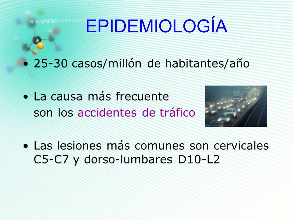 EPIDEMIOLOGÍA 25-30 casos/millón de habitantes/año