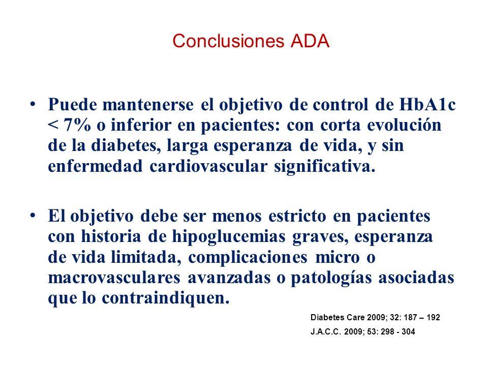 Conclusiones ADA