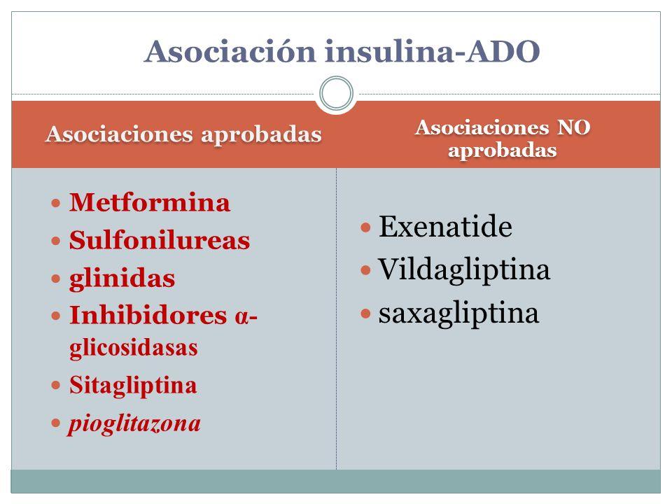 Asociación insulina-ADO