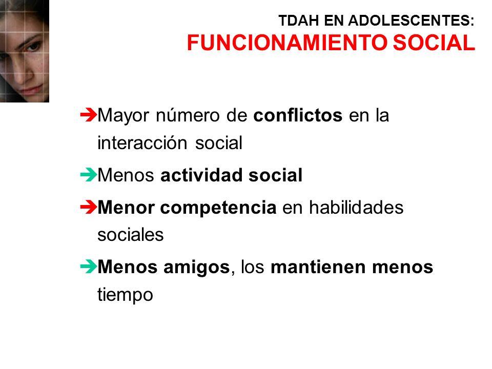 FUNCIONAMIENTO SOCIAL