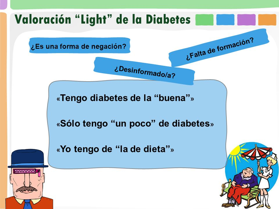 Valoración Light de la Diabetes