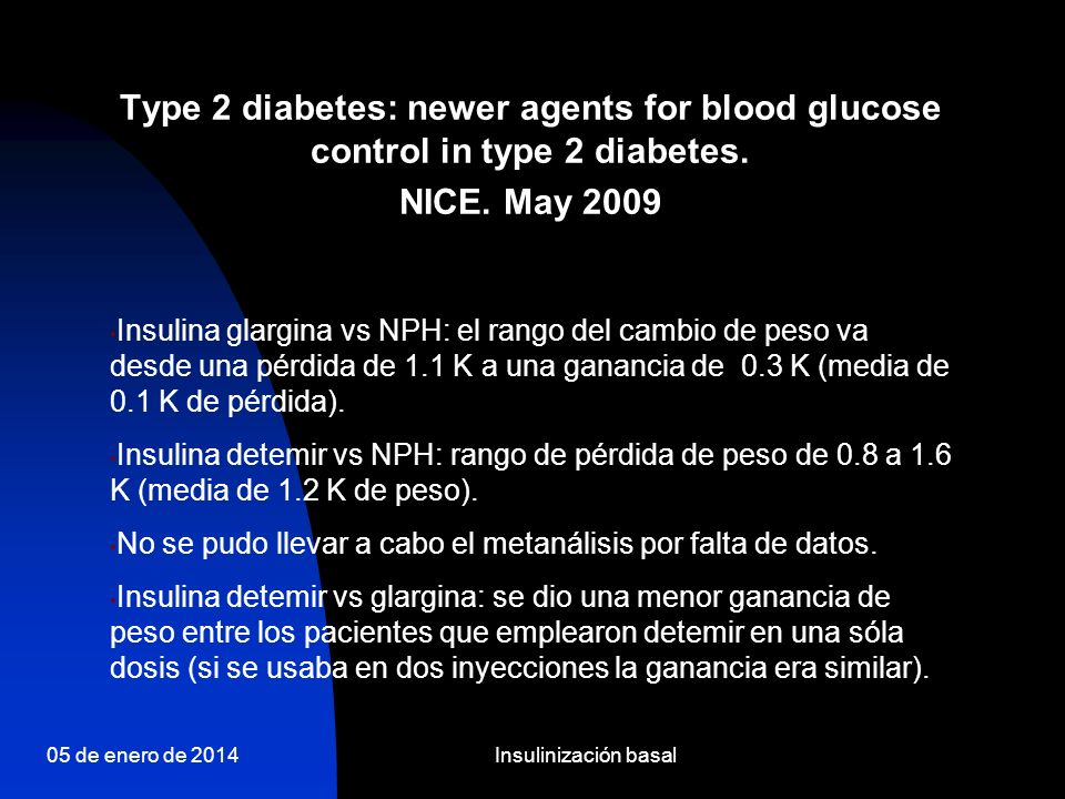 Type 2 diabetes: newer agents for blood glucose control in type 2 diabetes.