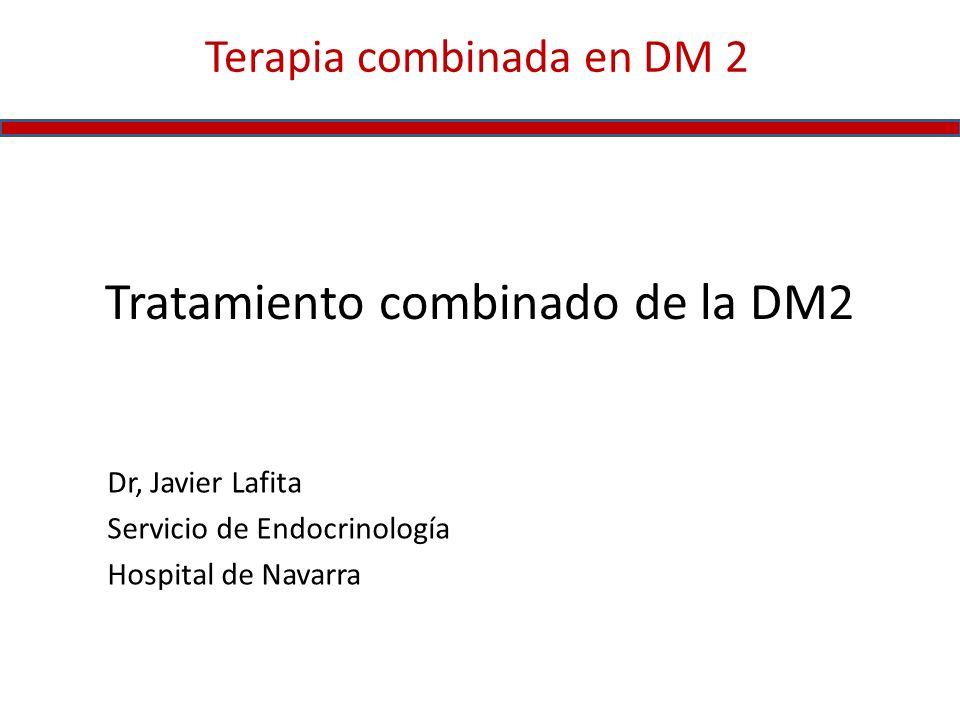 Tratamiento combinado de la DM2