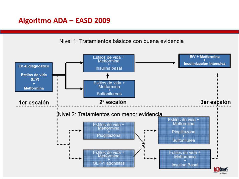 Algoritmo ADA – EASD 2009