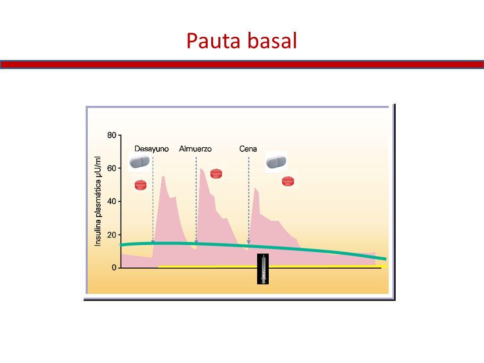 Pauta basal