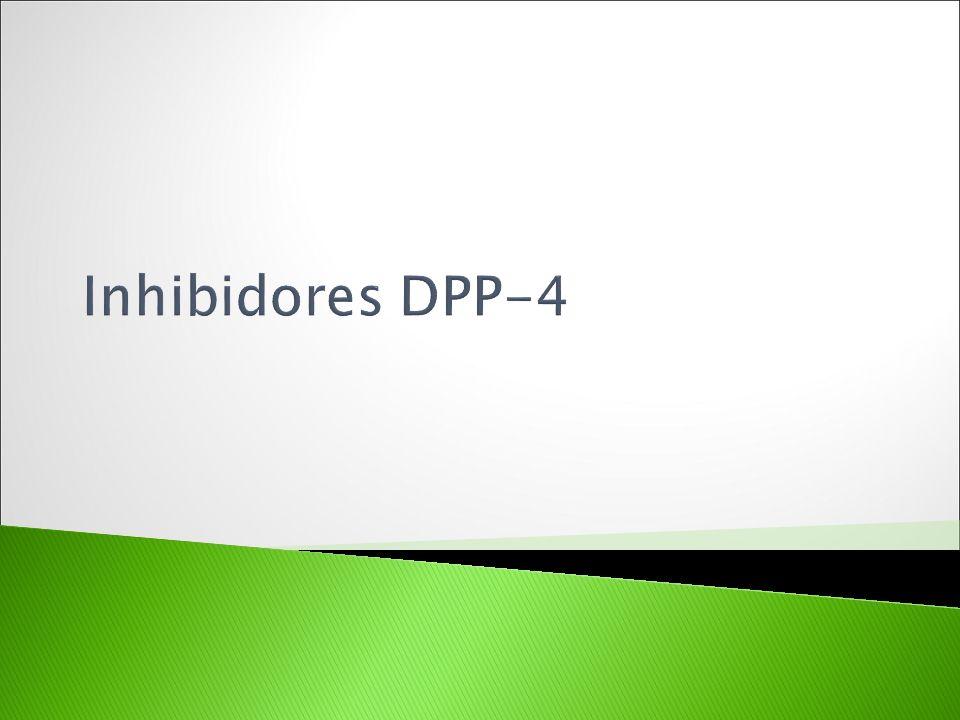 Inhibidores DPP-4