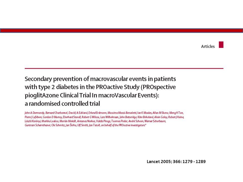 Lancet 2005; 366: 1279 - 1289