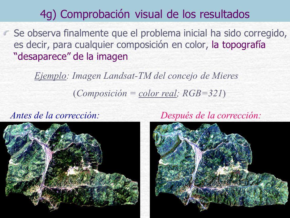 4g) Comprobación visual de los resultados