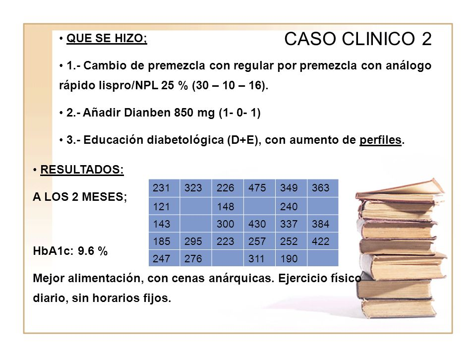CASO CLINICO 2 QUE SE HIZO;